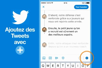 L'art du « thread » : comment bien utiliser le fil de discussion sur Twitter